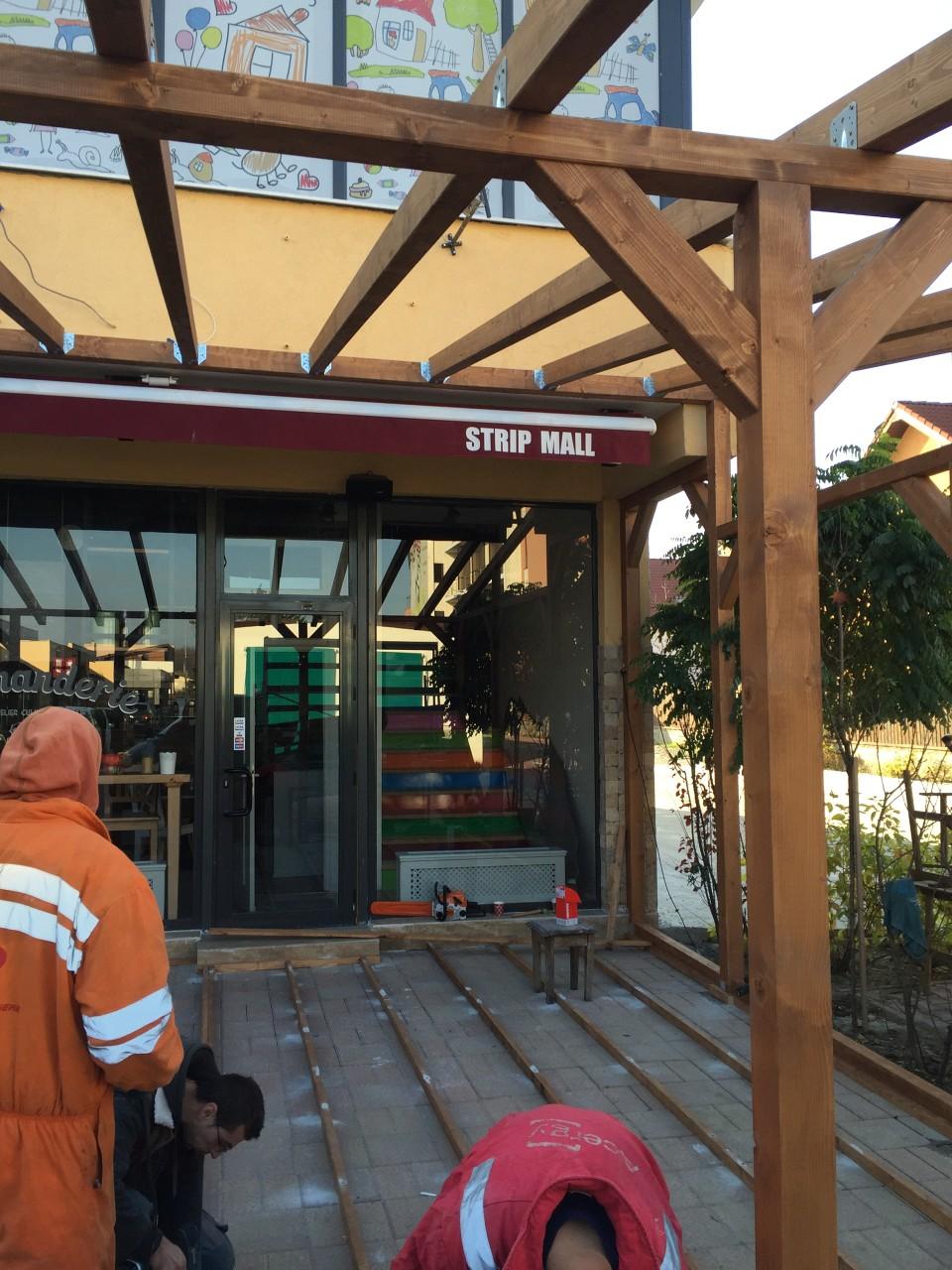 Constructie Terasa Din Lemn Axagroupsrl Ro 002