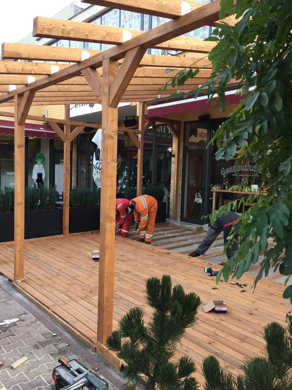 Constructie Terasa Din Lemn Axagroupsrl Ro 008